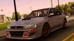 Subaru Impreza WRX STI GC8 1999