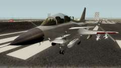 Chengdu J-10 Vigorous Dragon pour GTA San Andreas