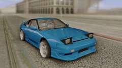 Nissan 180SX Tuning pour GTA San Andreas