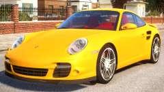 Porsche 911 (997) Turbo EPM pour GTA 4