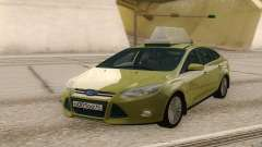 Ford Focus Taxi für GTA San Andreas