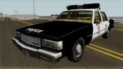 Chevrolet Caprice R.P.D 1987 für GTA San Andreas