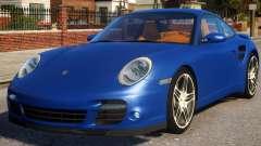 Porsche 911 (997) Turbo pour GTA 4