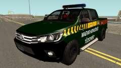 Toyota Hillux - Tuzszeresz pour GTA San Andreas