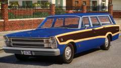 Ford Country Squire - v1.1 für GTA 4
