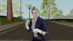 Jill Valentine Casual (Resident Evil) pour GTA San Andreas