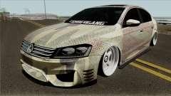 Volkswagen Passat 2011 (Snake) pour GTA San Andreas