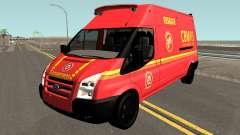Ford Transit UR für GTA San Andreas
