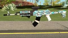 Gunrunning Assault Rifle Mk2 für GTA San Andreas
