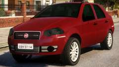 2011 Fiat Siena für GTA 4