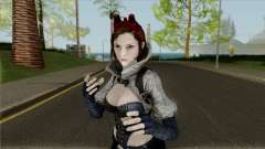 Snow White from S.K.I.L.L. Special Force 2 pour GTA San Andreas