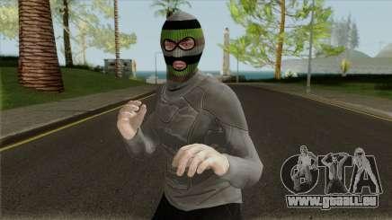GTA Online Heist DLC - Random Skin 1 pour GTA San Andreas