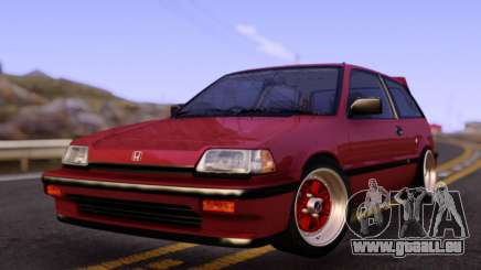Honda Civic-R pour GTA San Andreas