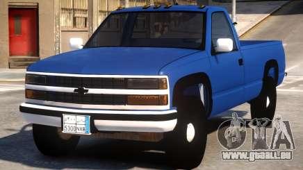 1997 Chevrolet Silverado für GTA 4