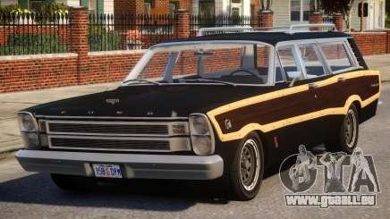 Ford Country Squire - v1.2 pour GTA 4