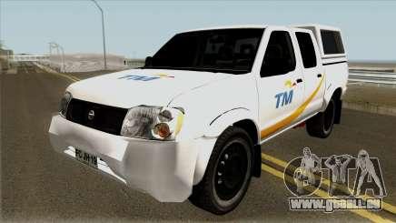 Nissan Navara Pickup Telekom Malaysia für GTA San Andreas