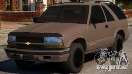 Chevrolet Blazer V1.2 für GTA 4