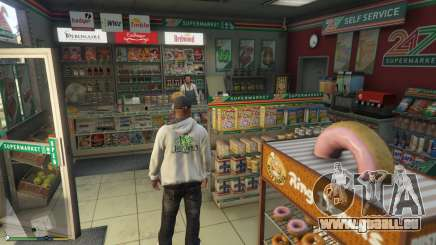 Robbable Store Locations 2.0 pour GTA 5