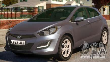 Hyundai i30 Civ pour GTA 4