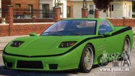 Corvette Mod für GTA 4