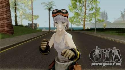 Gods Eater: Ressurection - Licca Kusunoki pour GTA San Andreas