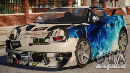Toyota MR-S [Q v1] pour GTA 4