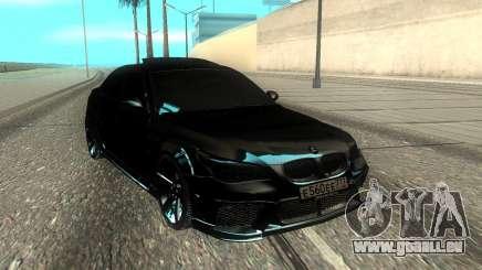 BMW M5 E60 HAMANN Style pour GTA San Andreas