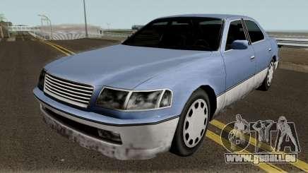 Emperor Elysian SA Style pour GTA San Andreas