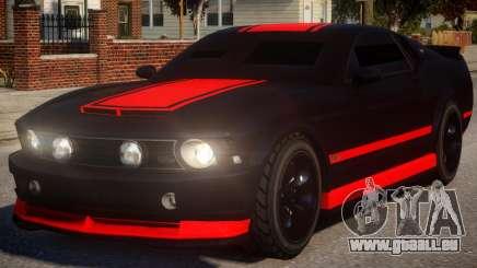Vapid Dominator für GTA 4