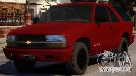 Chevrolet Blazer V1.1 für GTA 4