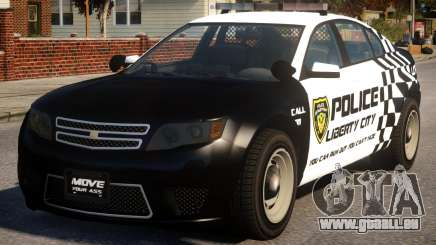 Cheval Fugitive 736 pour GTA 4