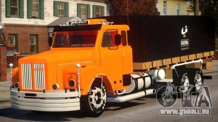 Scania 111S für GTA 4