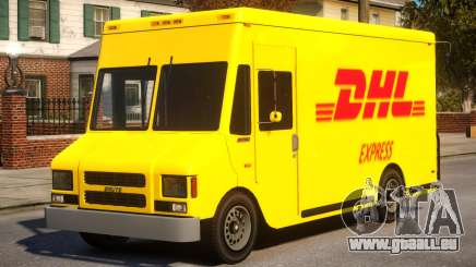 Real Delivery Trucks pour GTA 4