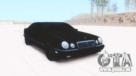 Mercedes-Benz W210 pour GTA San Andreas
