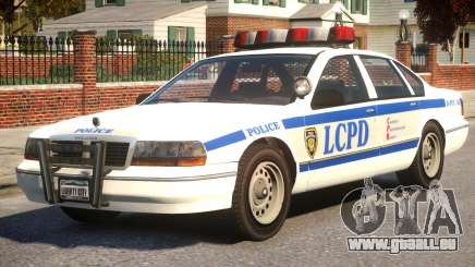 Declasse Premier Police für GTA 4