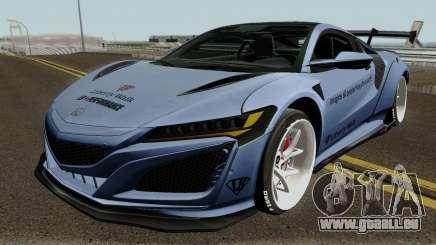 Honda NSX Liberty Walk 2017 pour GTA San Andreas