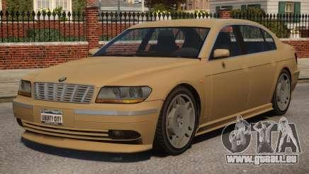 BMW Textur Mod für GTA 4