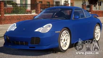 RUF Turbo Bbs Rim V.2 pour GTA 4