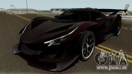 Apollo Intensa Emozione 2018 pour GTA San Andreas
