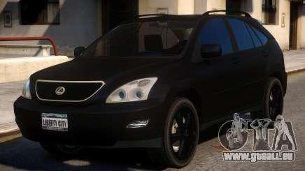 Lexus RX350 pour GTA 4