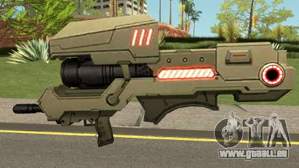 Marvel Future Fight - Cable Rocket Launcher für GTA San Andreas