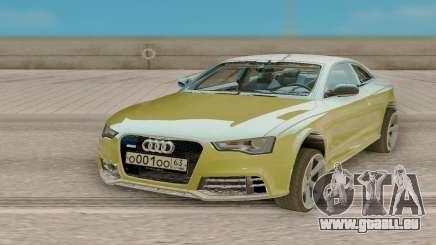 Audi RS 5 für GTA San Andreas