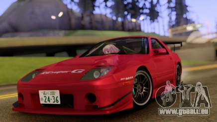 Mazda RX-7 FC3s Touge für GTA San Andreas