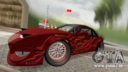 Nissan Silvia S13 vs 240SX pour GTA San Andreas
