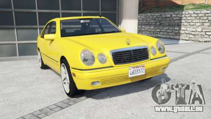 Mercedes-Benz E 420 (W210) [add-on] für GTA 5