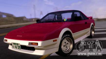 Toyota MR2 pour GTA San Andreas