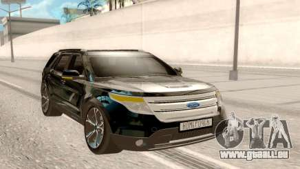 Ford Explorer V pour GTA San Andreas