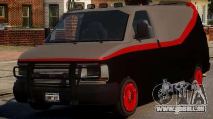 A-Team Van für GTA 4