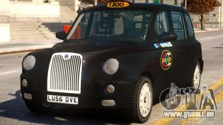 London Taxi Cab für GTA 4