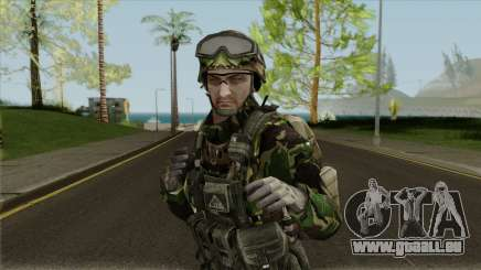 Bulgarian Land Forces (Dsher) pour GTA San Andreas